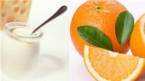 3 mặt nạ làm từ nước cam giúp da sáng mịn không tì vết