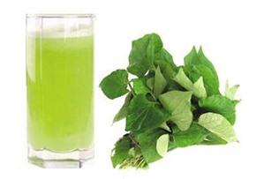 3 loại nước ép rau là thần dược thải độc mùa hè