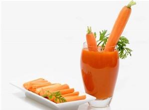 3 loại nước uống từ cà rốt ngon khó cưỡng