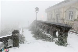 Tuyết phủ Mẫu Sơn, Sa Pa