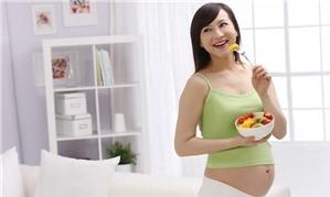 Bà bầu có nên ăn kem?