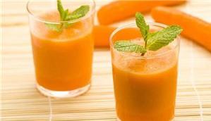 8 công dụng chính của nước ép cà rốt