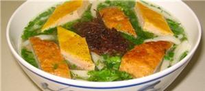 Bánh canh chả cá đạm đà miền đất Quy Nhơn