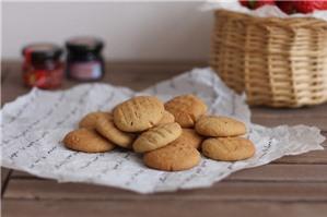 Bánh quy bơ đậu phộng thơm giòn thật ngon!