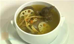 Bồ câu hầm cam thảo món ăn ngon, trị ho thần kỳ