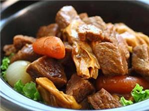 Thịt bò kho tàu