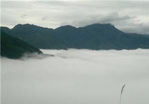 Biển mây bao la trên Mù Cang Chải