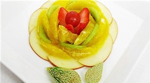 Trái cây đa sắc giúp giảm béo