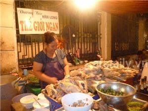 Đi tìm quán bún ngan cực ngon ở Hà Nội