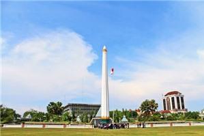 Surabaya - biểu tượng du lịch Indonesia