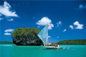 Du lịch Pháp khám phá hòn đảo New Caledonia