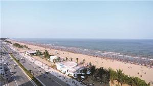 Mốc son thành phố du lịch Sầm Sơn