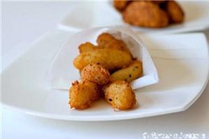 Ngon miệng món khoai tây nghiền rán